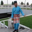 Baju Melayu Linen