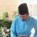 Baju Melayu Linen Teluk Belanga